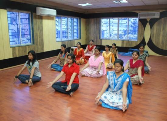 Yoga and Choreography Room