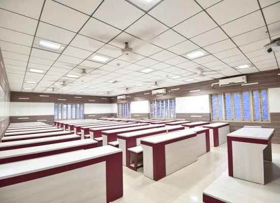 AC Classrooms
