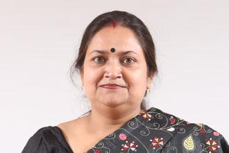 Dr. Rumpa Chakraborty